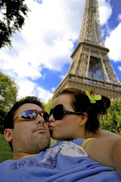 Honeymooninparis
